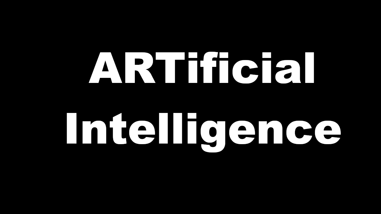 What does Artificial Intelligence mean?